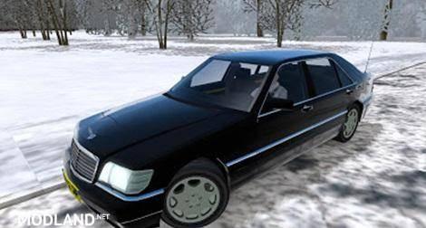 Mercedes-Benz S600 (W140) [1.2.5]